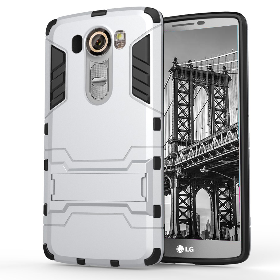 Mobile-Phone-Case-For-LG-V10-Bumper-Shell-Hard-Rugged-Tough-Protective-Cover